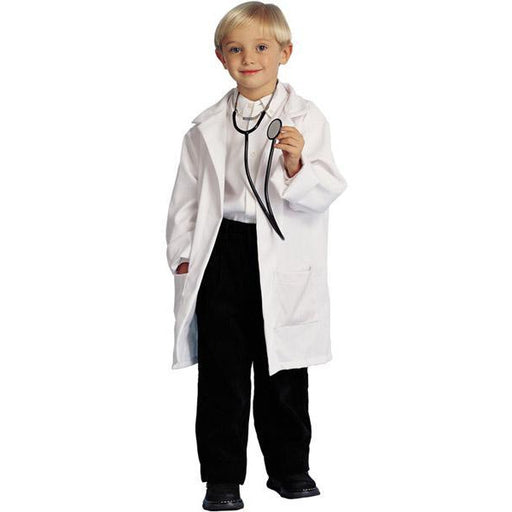 Kid's Lab Coat Costume - Make It Up Costumes