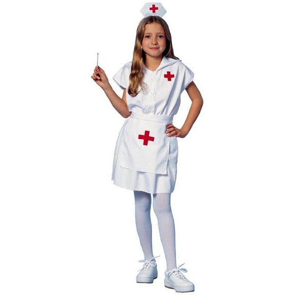 Lil' Nurse Child's Costume - Make It Up Costumes