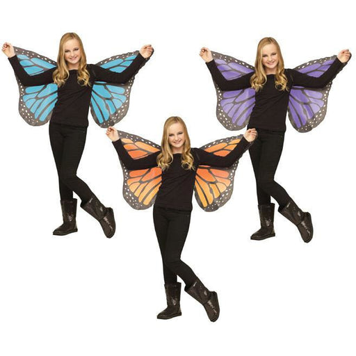 Soft Butterfly Wings for Children - Make It Up Costumes
