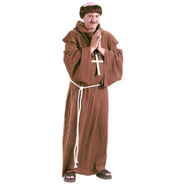 Medieval Monk Costume - Make It Up Costumes