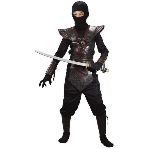 Child Ninja Fighter Costume - Make It Up Costumes