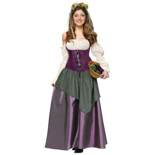 Renaissance Tavern Wench Costume - Make It Up Costumes
