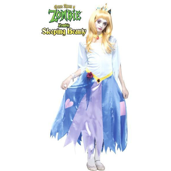 Once Upon A Zombie Sleeping Beauty Costume - Make It Up Costumes