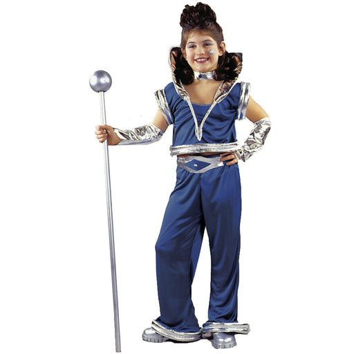 Galaxy Girl Childrens Costume - Make It Up Costumes