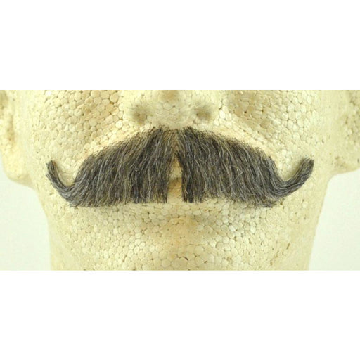 Fake Ambassador Mustache CM4 - Make It Up Costumes