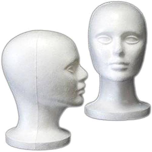 Foam Wig Head - Make It Up Costumes