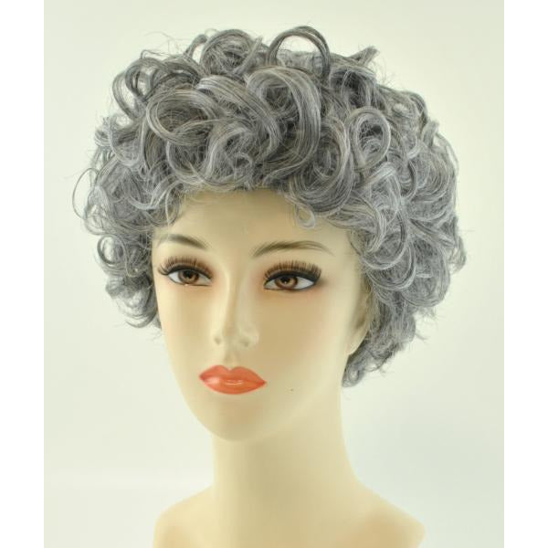 Mom/Old Lady Wig - Make It Up Costumes