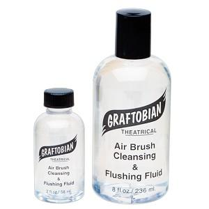 Graftobian Airbrush Cleaner Solution - Make It Up Costumes