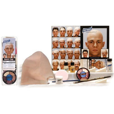 Graftobian Bald Cap Kit - Make It Up Costumes
