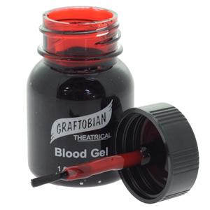 Graftobian Blood Gel - Make It Up Costumes
