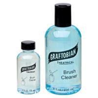 Graftobian Professional Makeup Brush Cleaner - Make It Up Costumes