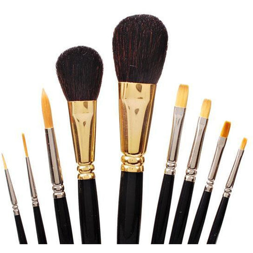 Graftobian Professional Makeup Brushes - Make It Up Costumes