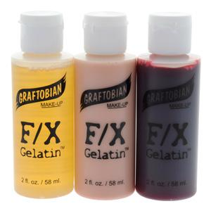 Graftobian F/X Gelatin Special Effects Makeup - Make It Up Costumes