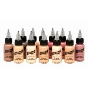 GlamAire Airbrush Makeup Foundation - Make It Up Costumes