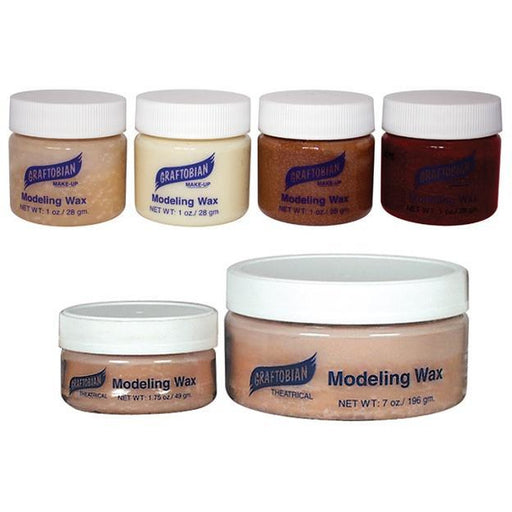 Graftobian Special Effects Modeling Wax - Make It Up Costumes