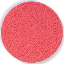 Graftobian Red Rubber Round Makeup Sponge - Make It Up Costumes