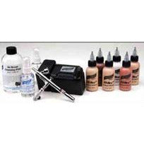 Walk-Around Student/Character Airbrush Makeup System - Make It Up Costumes
