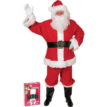 Complete Santa Suit - Make It Up Costumes