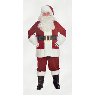 Majestic Velvet Santa Suit - Make It Up Costumes