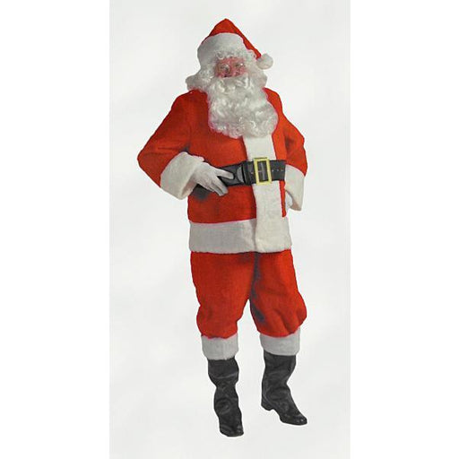 Deluxe Complete Santa Costume - Make It Up Costumes
