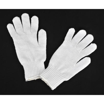 Knit Santa Claus/White Costume Gloves - Make It Up Costumes