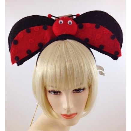 Ladybug Headband - Make It Up Costumes
