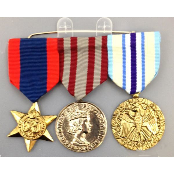 3 Bar Costume Medals Set - Make It Up Costumes