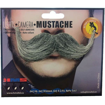 Fake Oil Can Harry Mustache - Make It Up Costumes