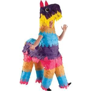Pinata Inflatable Adult Costume - Make It Up Costumes