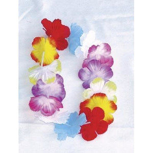 Floral Hawaiian Headband - Make It Up Costumes
