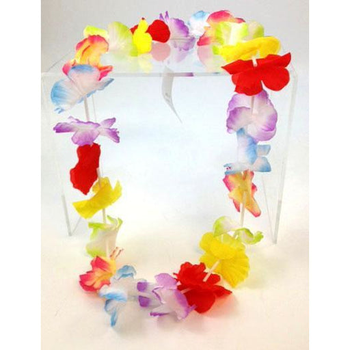 Hawaiian Flower Lei - Make It Up Costumes