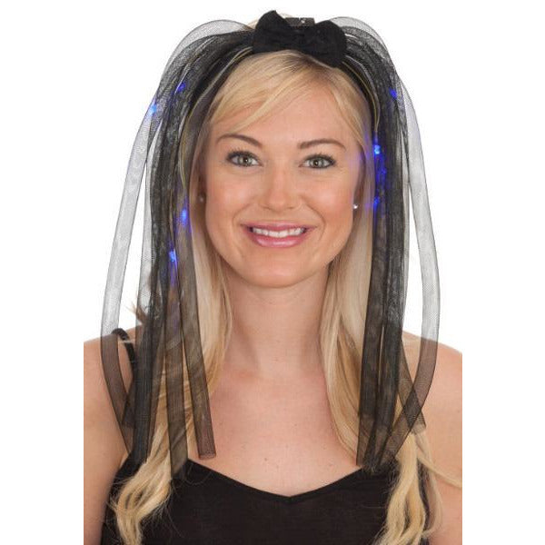 Light-Up Tube Headband - Make It Up Costumes