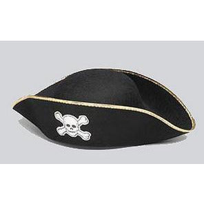 Classic Pirate Hat - Make It Up Costumes