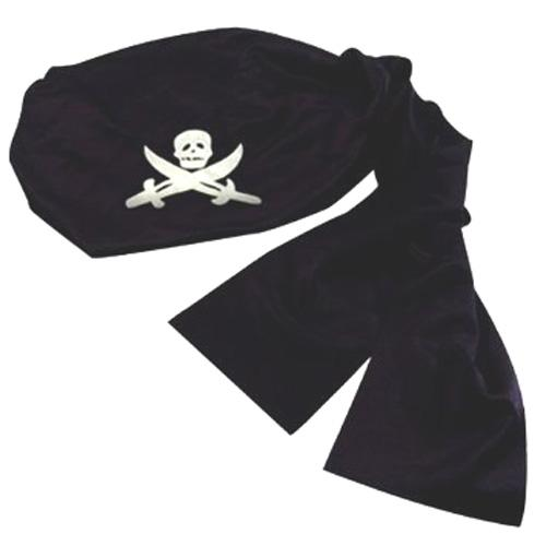 Pirate Head Wrap - Make It Up Costumes