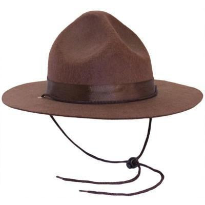 Park Ranger/State Trooper Hat - Make It Up Costumes