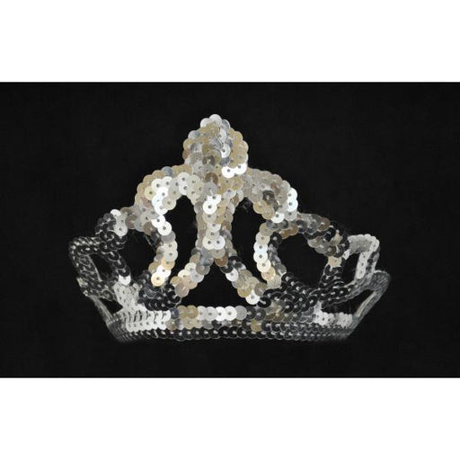 Sequin Princess Costume Tiara - Make It Up Costumes