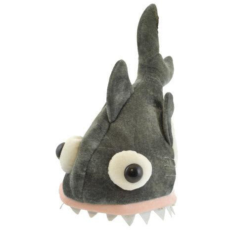 Light Up Grey Shark Hat - Make It Up Costumes