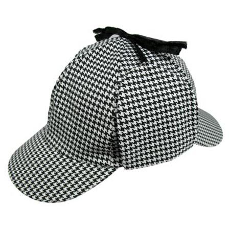 Sherlock Holmes Cap - Make It Up Costumes