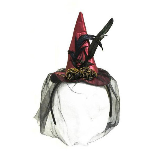 Mini Witch Hat - Make It Up Costumes