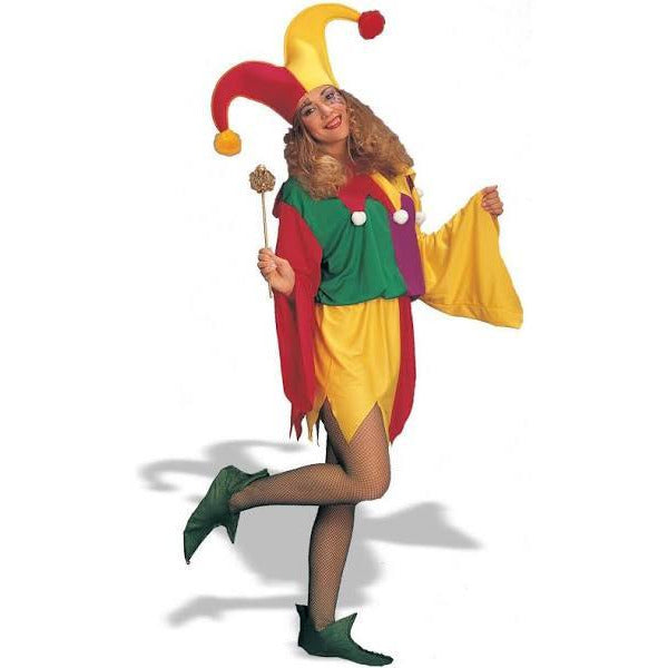 Kings Jester Costume - Make It Up Costumes