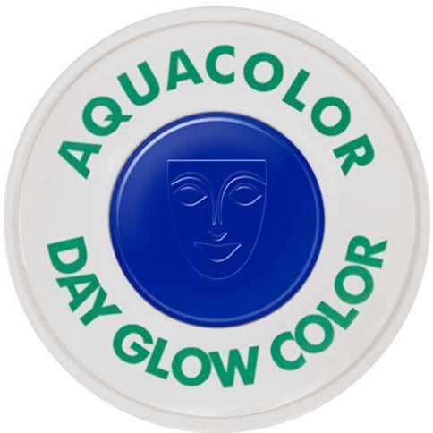 Kryolan Aquacolor UV-Dayglow Black Light Makeup - Make It Up Costumes