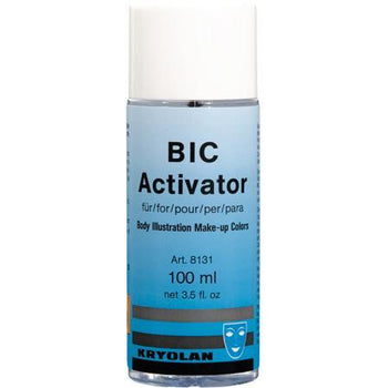 Kryolan Body Illustration Colors (BIC) Activator - Make It Up Costumes