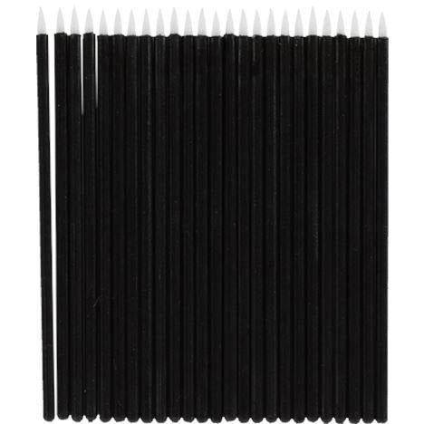 Kryolan Disposable Eyeliner Brushes-pack of 50 - Make It Up Costumes
