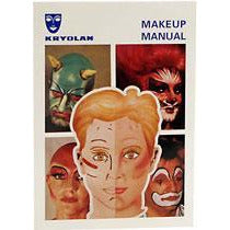 Kryolan How to Apply Theatrical and Stage Makeup Book - Make It Up Costumes