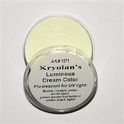 Kryolan Luminous Cream Color - Make It Up Costumes