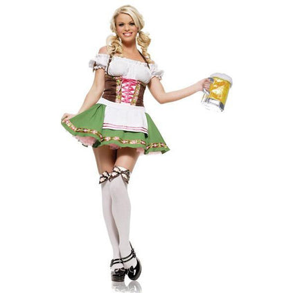 Sexy German Beer Girl Costume - Make It Up Costumes