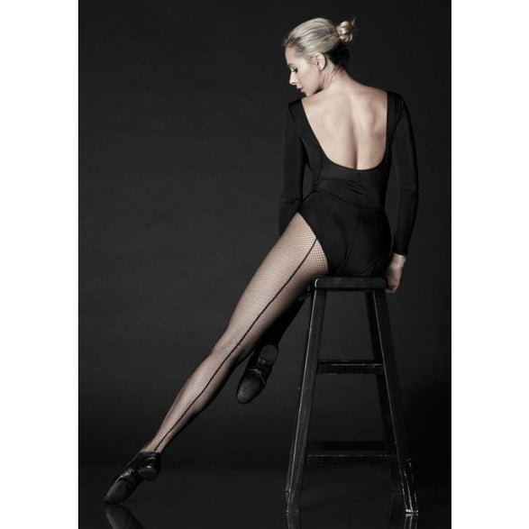 Professional Dance Fishnet Tights - Make It Up Costumes