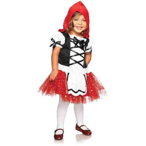 Toddler Red Riding Hood Costume - Make It Up Costumes