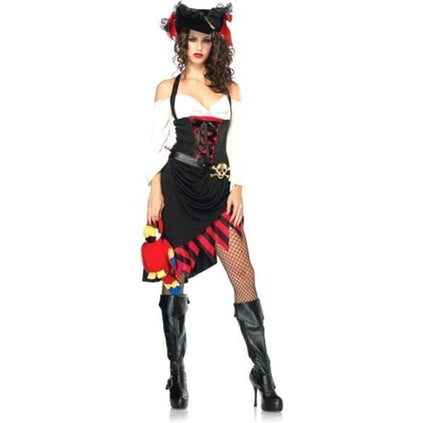 Saucy Wench Costume - Make It Up Costumes