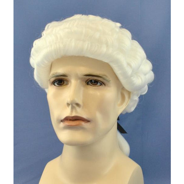 Men's Basic English Barrister Wig - Make It Up Costumes